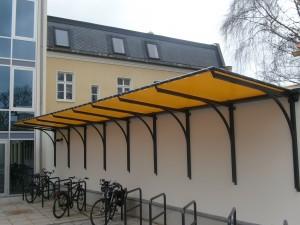 Fahrradüberdachung Teltow 1