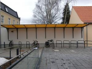 Fahrradüberdachung Teltow 2